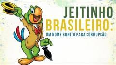 "A persistência do ""jeitinho"" na sociedade brasileira."