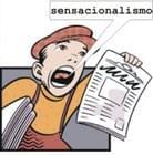 A presença do sensacionalismo no jornalismo brasileiro.