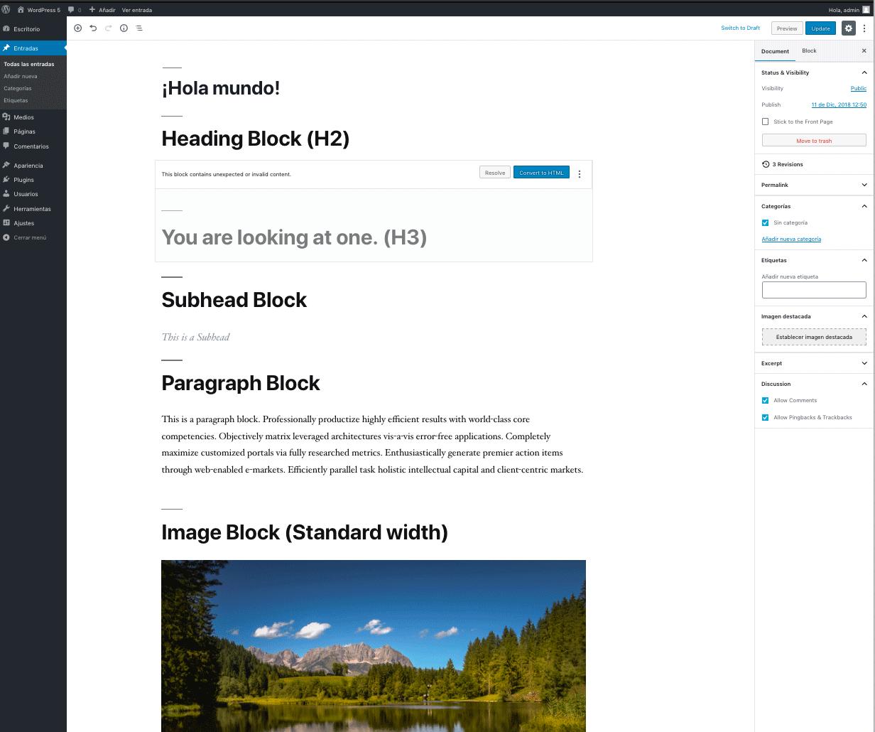 contenido de relleno de bloques agregado