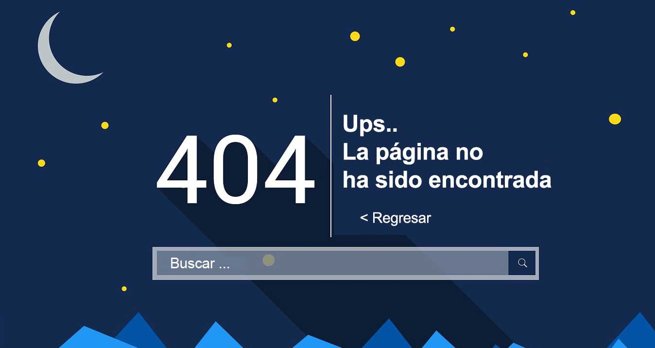 Imagen creativa error 404 espacio