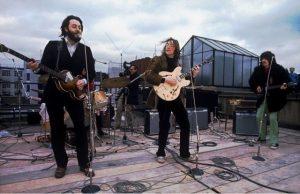 los bealtles concierto en la terraza