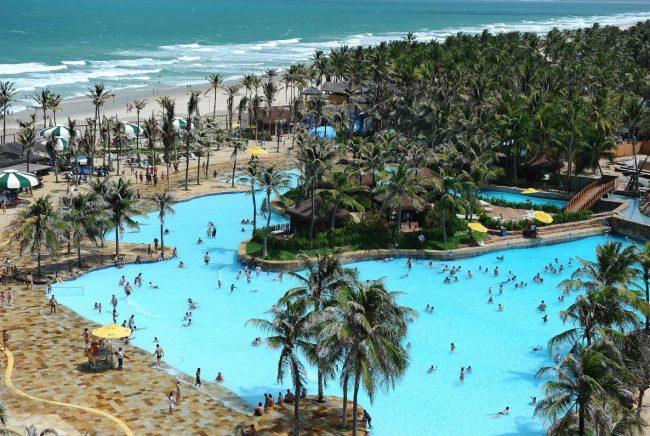 parques acuáticos brasil