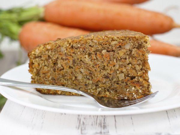 torta de zanahoria en licuadora receta