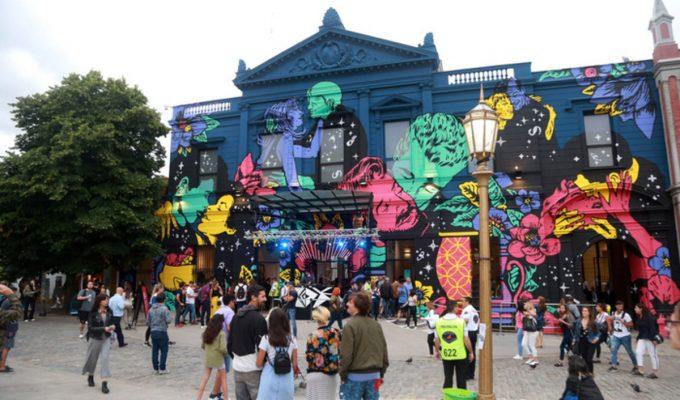 Reabrió el centro cultural recoleta