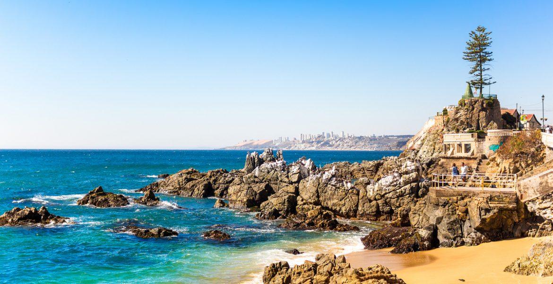 viña del mar playas
