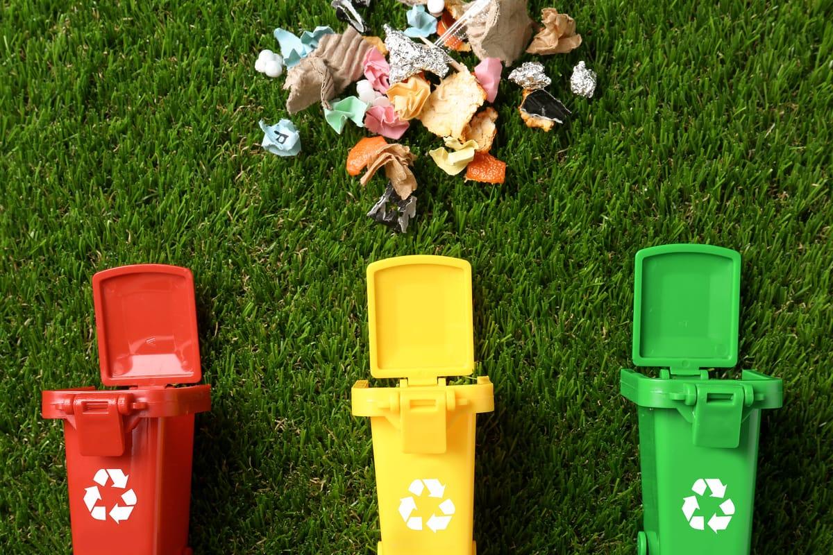clasificación de residuos