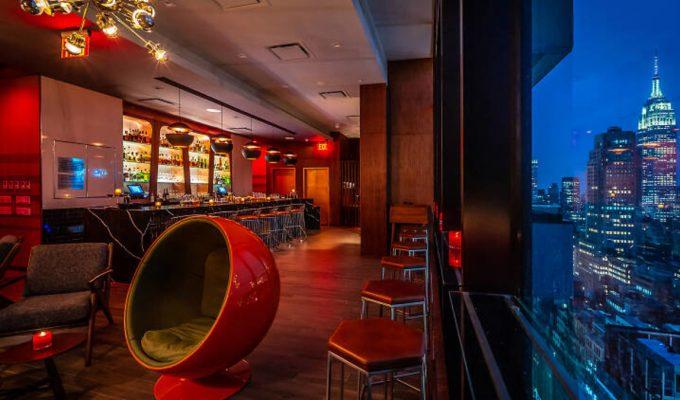 Nueva York bar temático