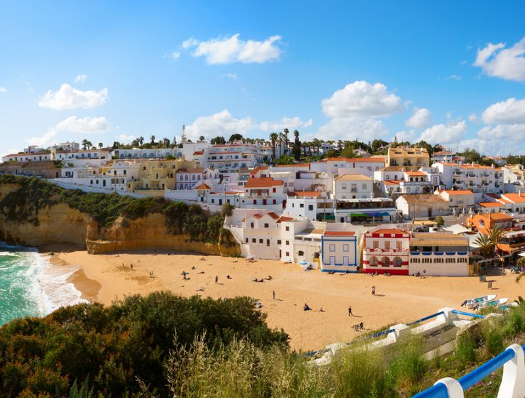 playas de portugal