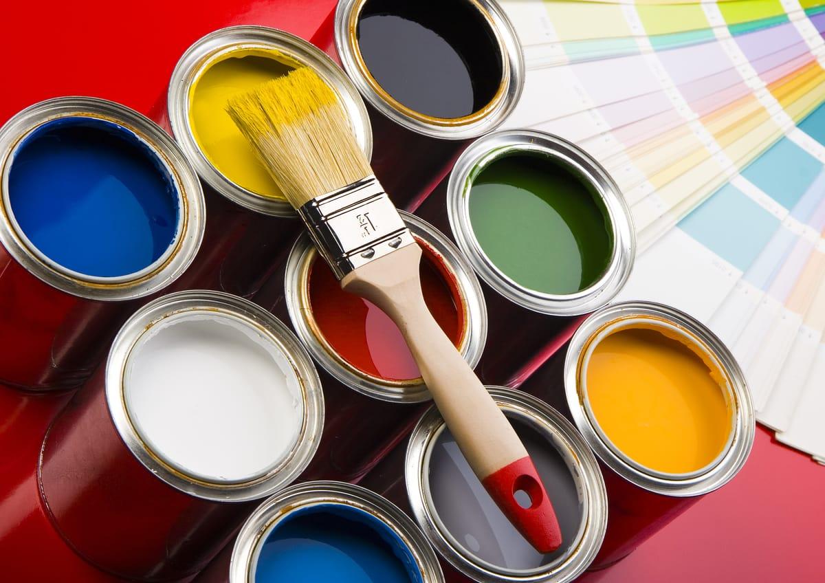 Cómo limpiar las paredes antes de pintar