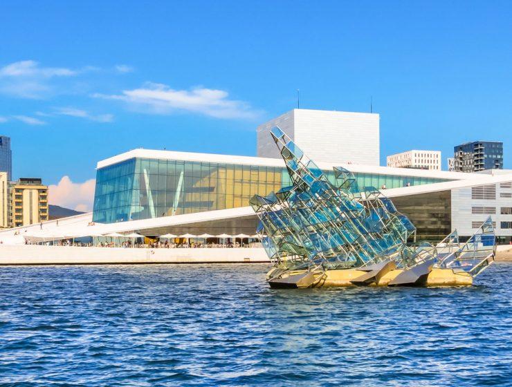 capital de noruega