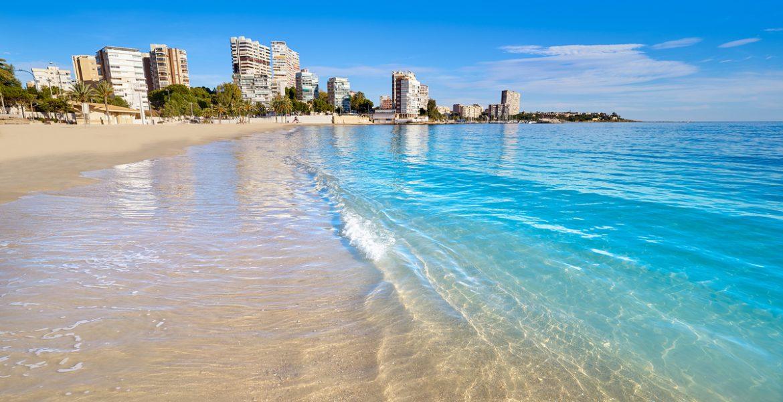 playas alicante