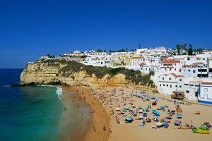 playas portugal