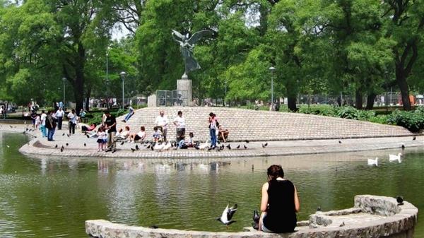 parque centenario