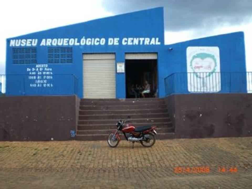 Museu Arqueológico de Central - Guia das Artes 9097b4de62c