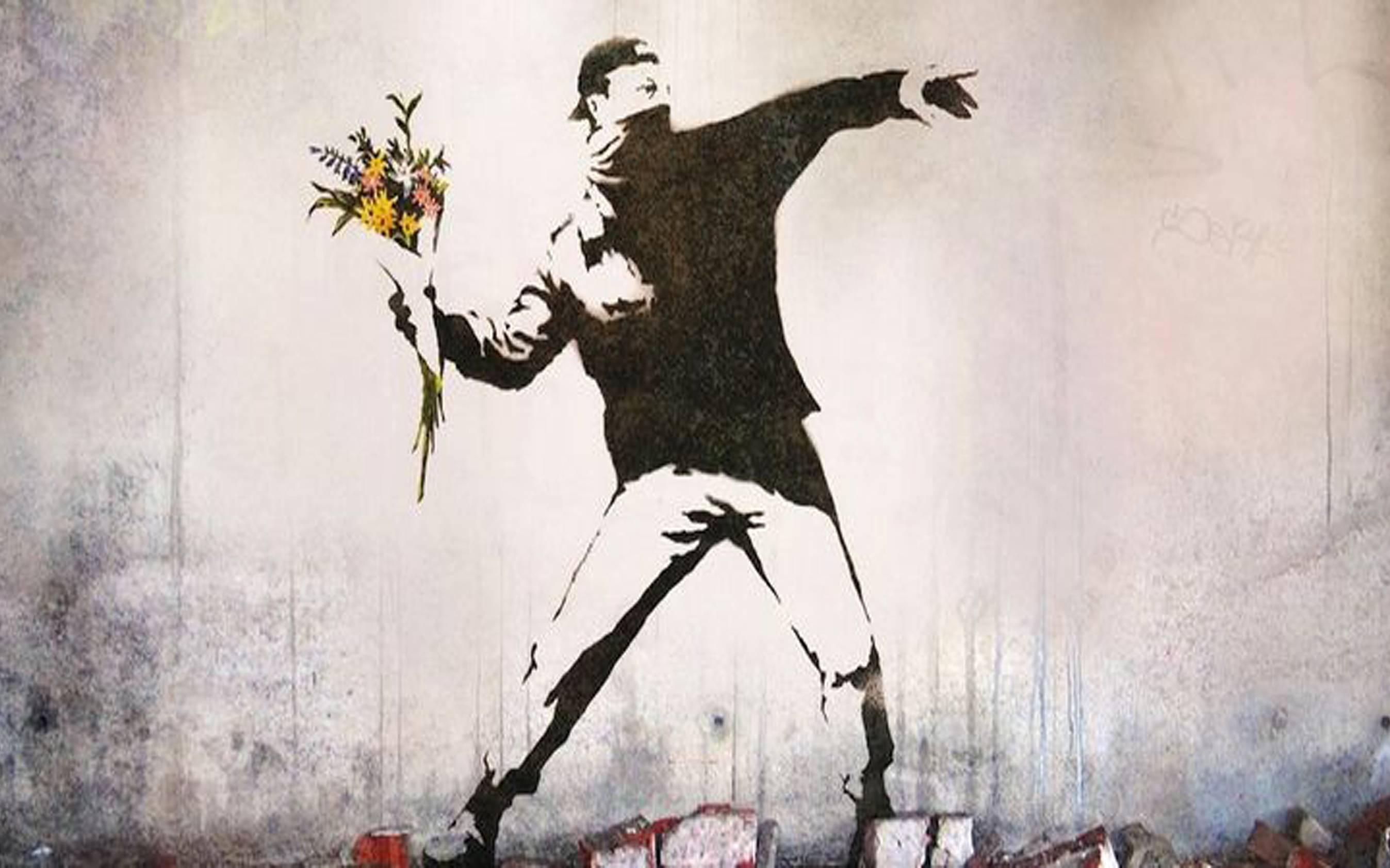 Resultado de imagem para Banksy