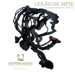 Galeria Victor Hugo - LEILÃO DE ARTE