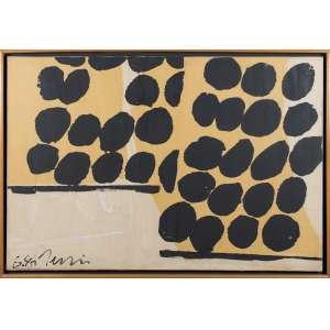 SERGIO RABINOVITZ, Sem Título - Óleo sobre tela - 75 x 110 cm - Assinado no canto esquerdo