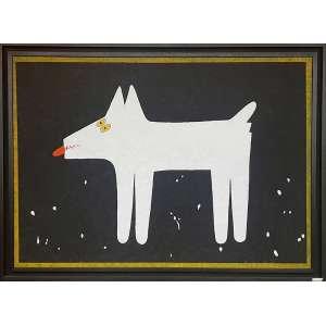 ANGELO DE AQUINO, Cachorro - Gravura HC - 68x97 cm - ACID