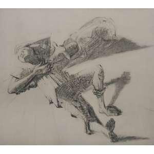 Cândido Portinari - Menino com Carneiro- 33 x 47 - Sem moldura - È uma reprodução da obra Carnaúba, feito pela editora Cultrix da Série Mestres do Desenho