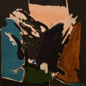 Gylberto Sette - Abstração - Ano 2000 - Tam 110 x 150