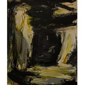 ROGÉRIO TUNES - Titulo nr 13 - A.S.T. - ano 2007 - Tam1,60 x 1,90