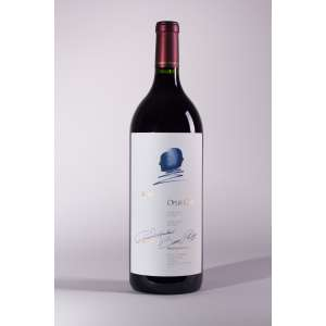 Opus One (Magnum) 2010<br>Napa Valley - USA<br>RP 96<br>Quant: 1 gf(s) - 1500ml