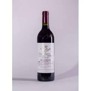 Vega Sicilia Único 1994<br>Ribera del Duero - Castilla y Leon - Espanha<br>RP 96<br>Quant: 1 gf(s) - 750ml