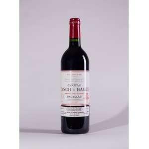 Château Lynch Bages 1999<br>Pauillac - Bordeaux - França<br>RP 90<br>Quant: 1 gf(s) - 750 ml