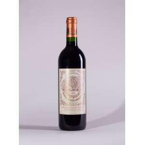 Château Pichon Baron 1999<br>Pauillac - Bordeaux - França<br>WS 91<br>Quant: 1 gf(s) - 750 ml