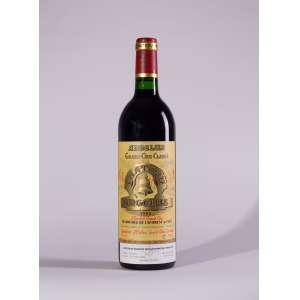 Château Angelus 1994<br>Saint-Émilion - Bordeaux - França<br>WS 92<br>Quant: 1 gf(s) - 750 ml
