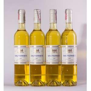 Schroder & Schyler 2009<br>Sauternes - Bordeaux - França<br><br>Quant: 4 gf(s) - 500ml