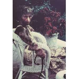Cindy Sherman<br>In my garden<br>fotografia<br>35 x 27 cm<br>assinada no verso<br>1987