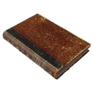 Annaes da Província de São Pedro: Livro com capa escura (marrom com preto) com aparência de bastante uso (velho). Dimensões 20,90 x 13,70 cm. Autor: Visconde De São Leopoldo.