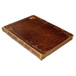 De Sanctorum Martyrum Cruciatibus: Livro de capa em cor ocre. Dimensões 25 x 19,50 cm. Autor: Callonio, Antonio.