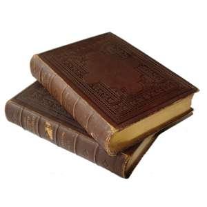 Around the World With General Grant - Volume I e II: Narrativa da visita do General Grant, ex-presidente dos E.E.U.U. à Europa, Ásia e África durante os anos de 1877, 1878 e 1879. Com ilustrações. Dimensões 27 x 20 cm. Autor: Young, John Russell.