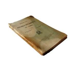 Introduction a la Physique des Rayons X et Gamma: Brochura de capa azul. Dimensões 24,50 x 15,50 cm. Autor: Broglie, Louis de.