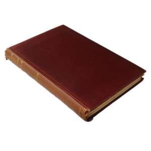 The Becquerel Rays and the Properties of Radium: Livro de capa dura marrom, com escritas douradas na lombada. Dimensões 23 x 15,50 cm. Autor: Strutt, John William Third Baron Rayleigh.