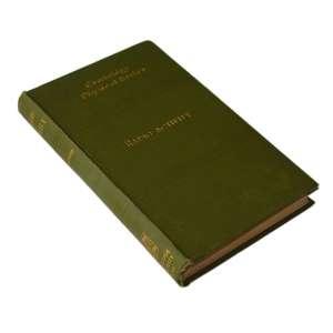 Radio-Activity: Livro de capa dura verde musgo. Dimensões 23 x 14,70 cm. Autor: Rutherford, Ernest.