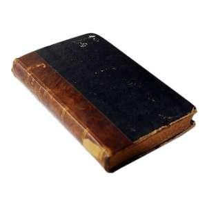 A Primavera: Livro em capa dura preta com título e autor na lombada, 330 páginas de versos. 2ª edição. Dimensões 16,50 x 10,20 cm. Autor: Castilho, Antônio Feliciano de.