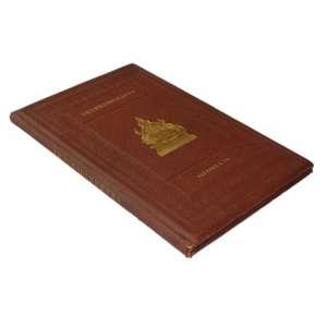 Grammatography: A manual of ?.: 76 páginas em capa dura vermelha e diversas tabelas de alfabetos antigos e modernos. Dimensões 26,70 x 17,60 cm. Autor: Ballhorn, Friederich.