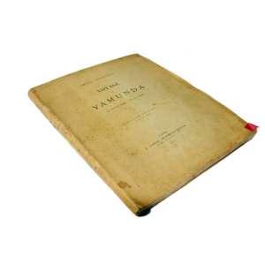 Voyage Au Yamunda: Ouvrage illustré de 87 vignettes et de 17 cartes. Dimensões 28,50 x 23,50 cm. Autor: Coudreau, Henri.