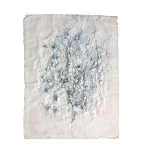 Frans Krajcberg (1921 - 2017) - Sem título relevo sobre papel 66 x 51,5 cm assinada canto inferior esquerdo 1961 Estimativa: R$ 35.000 - 45.000