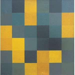Judith Lauand (1922) - Composição geométrica - Pintura 1 óleo sobre tela 40 x 40 cm assinada canto inferior esquerdo 1973 Estimativa: R$ 60.000 - 70.000