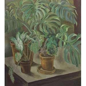 John Graz (1891 - 1980) - Sem título óleo sobre tela 92 x 77 cm assinada canto inferior direito Museu Nacional de Belas Artes do Rio de Janeiro Estimativa: R$ 35.000 - 50.000