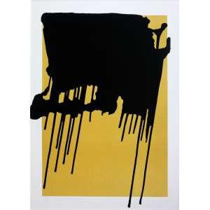 Anna Maria Maiolino (1942) - Sem título - gravura 27/40 - 100 x 70 cm - assinada canto inferior esquerdo - 1995