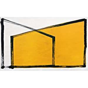 Amilcar de Castro (1920 - 2002) - Sem título - gravura 5/55 - 70 x 95 cm - assinada canto inferior direito