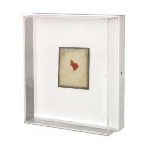 Arthur Luiz Piza (1928 - 2017) - AP 69 - aquarela e colagem - 9 x 7,3 cm - assinada canto inferior direito