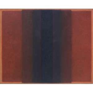Arcangelo Ianelli (1922 - 2009) - Vibrações em dois tons - óleo sobre tela - 145 x 180 cm - assinada canto inferior direito - 1984 - Participação: Exposição Ianelli forma e cor, reproduzida no catálogo da exposição página 42.