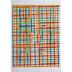 Caetano De Almeida (1960) - Sem título - gravura P.A. - 70 x 50 cm - assinada canto inferior esquerdo - 2010
