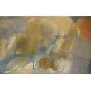 Yolanda Mohalyi ( 1909 - 1978 ) Sol libertado - óleo sobre tela - 131 x 200 cm - assinada canto inferior direito - 1976 - Participação: Retrospectiva Yolanda Mohalyi MAM SP agosto/setembro 1976.